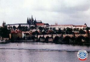 1. Pražský hrad