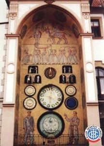 20. Orloj – Olomouc