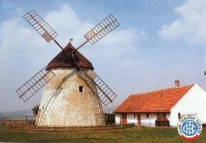 31. Větrný mlýn v Kuželově