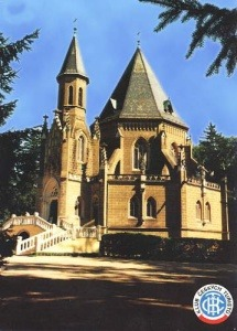 36. Schwarzenberská hrobka – Třeboň